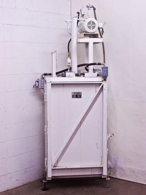 Consolidated Baling Machine Co. Hydraulic Balepaker Baler Press  (BP-10)