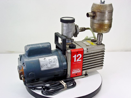 Edwards Mechanical Vacuum Pump Rotary Vane Dual Stage (E2M12)