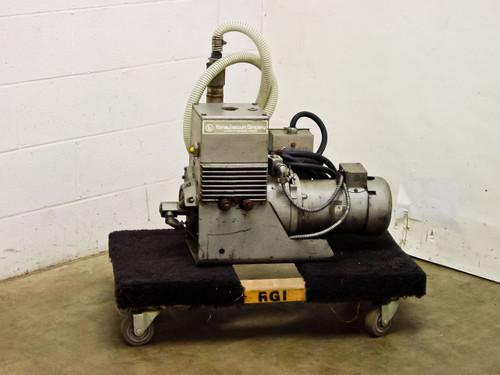 Kinney Vacuum Co. KTC-21 Two Stage 21 CFM Rotary Piston Vacuum Pump