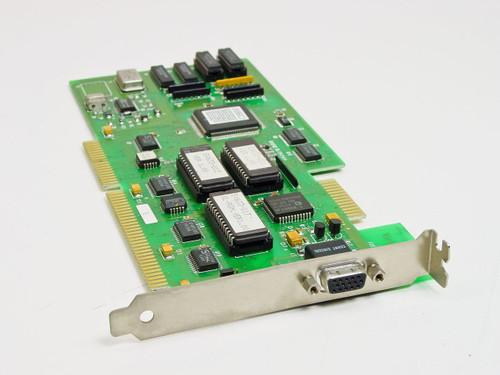 EVEREX VIEWPOINT NI 512K 16BIT ISA VIDEO CARD (EV-633 REV B)
