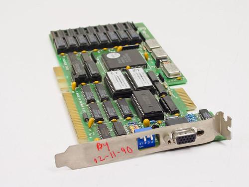 Western Digital 16 Bit ISA VGA Card PVGA1024 (WA-V77)