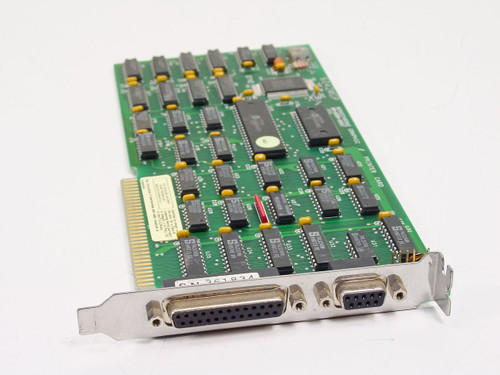AMDEK  8 Bit ISA PC XT Monochrome Graphic Card 59-0091-0007 6042MGP
