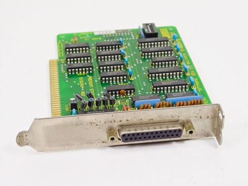 Mitsubishi 8 Bit ISA WEPR10 Parallel Interface Card (DC280179D)