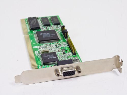 Trident 16 Bit ISA 15 Pin Video Card (JAX-8232D/V2)