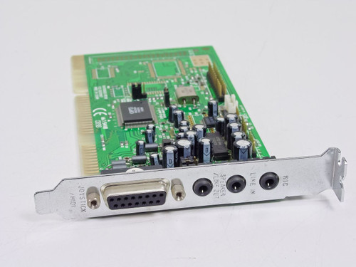 Opti ISA Sound Card 82C931 1547000020