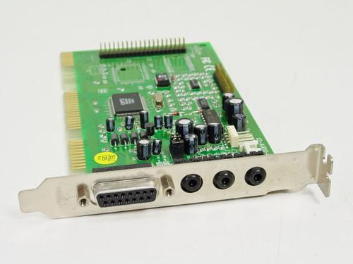 Opti ISA Sound Card SK826-1411-1197 (82C931)