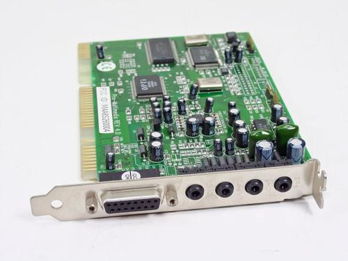 Opti ISA Sound Card Rev 4 (82C931)