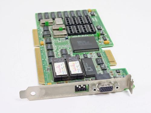 Wearnes VGA Pro II Rev A WD90C00-JK EGA/VGA 16bit ISA Video Card (PF-WTVGAII)