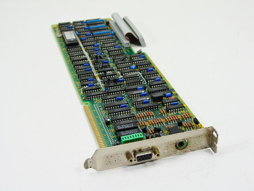 Mitsubishi 8 Bit 9 Pin I/O Card Color Display (DC080037C)