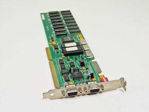 Zymos Dual Video Card - 9 pin Digital 15-pin Analog DVGA-7 03361-03