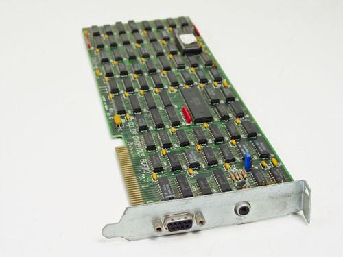 ITT Corp 8 Bit ISA Color Graphics Board 64-90645