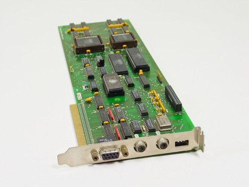Chips 8Bit ISA Enhanced Graphics Card  1N5817