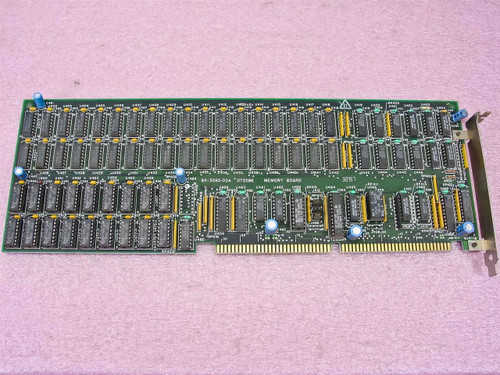 Zenith 16 Bit ISA Memory Expansion Board 072286 (85-3260-02A)