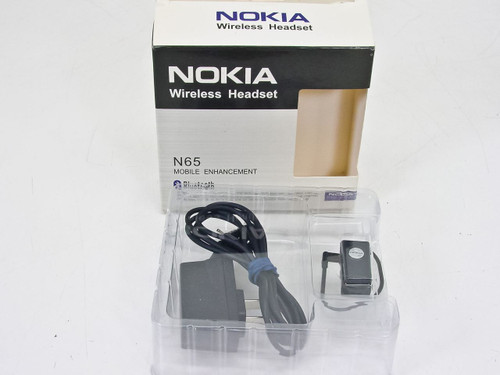 Nokia Mobile Enhancement Wireless Headset (N65)