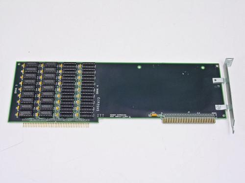 ITT  8 Bit ISA Memory Expansion Board 5452473 Vintage 400414-011
