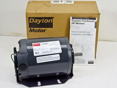 Dayton 1/3 HP 3450rpm 115V Split Phase Motor (5K586BA)