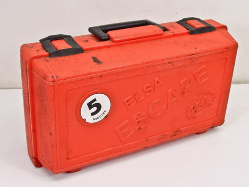 International Safety Instruments Emergency Life Support Apparatus (ELSA - 5)