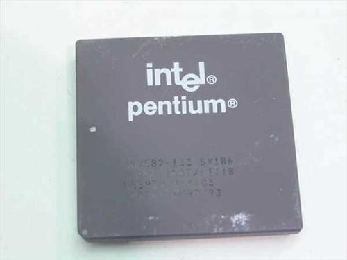 Intel P1 133Mhz Processor A80502133 (SK106)