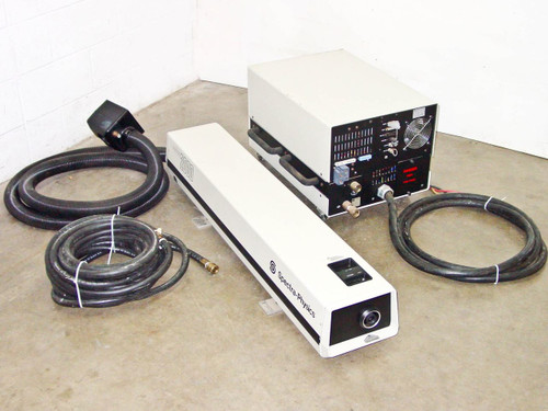 Spectra-Physics Krypton Ion Laser 2560 Power Supply -AS-IS UNTESTED (2020-11)