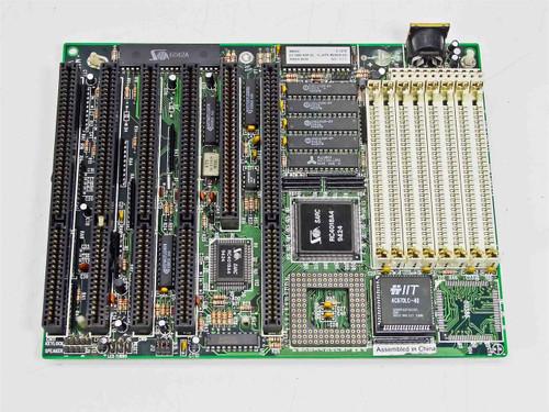 Generic 386 motherboard (M326 V5.5)