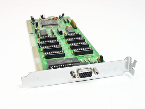 Trident Micro Vesa Local Bus VLB VGA Card TGUI9400CXI 7343L REV 5
