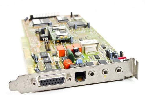 Packard Bell 16 Bit ISA Sound/Modem 14.4 Combo Card (030083)