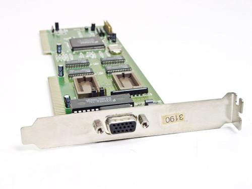 Trident VLB VGA 15 Pin Video Card TGUI9400CXi (GP9400-2568)