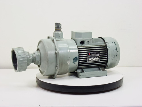 Bell & Gossett FST 3000 Liquid Water Pump with 208/480 3Ph 4 HP Motor