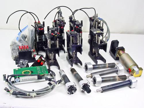 SMC Pneumatic Conveyor System Parts