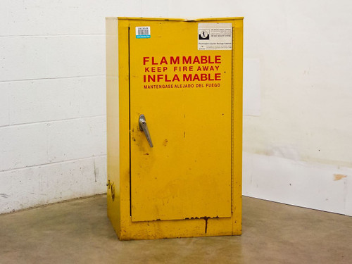 The Protectoseal Company Flammable Liquids Storage Cabinet (12 Gal.)