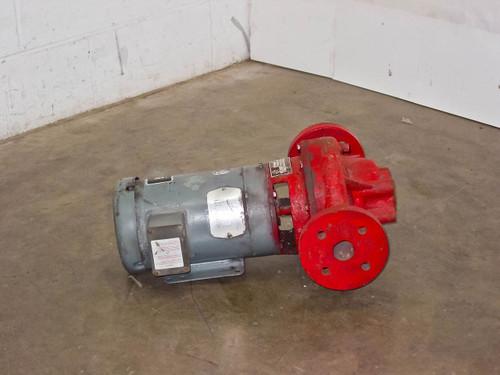 Bell & Gossett 80 Pump 32GPM 3HP 3600RPM Water Pump 230/460 3 Phase (1 1/2X7B)