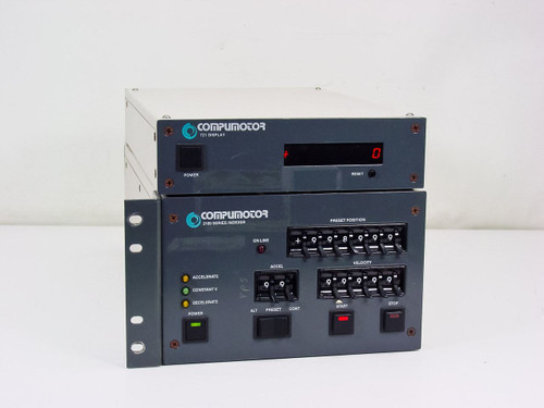 Compumotor 2100 Series Indexer Motor Driver with 721 Display (2100-1-S)