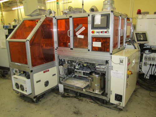 Sony Inline DVD Replication Line with Meike Injection Molders (OPS-D200M)
