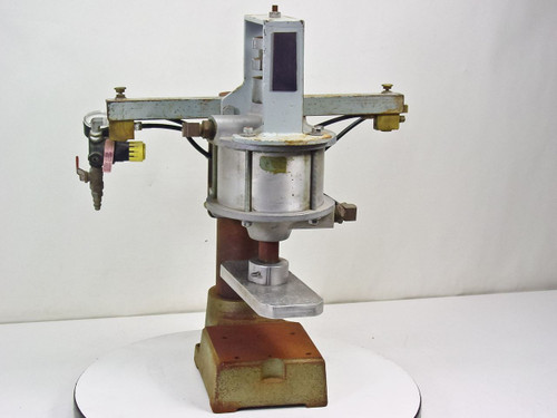 "Air-Mite Chicago  18"" x 14"" x 20"" Pneumatic Press"