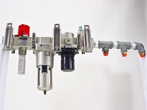 SMC AF50-N06-Z Compressed air filter