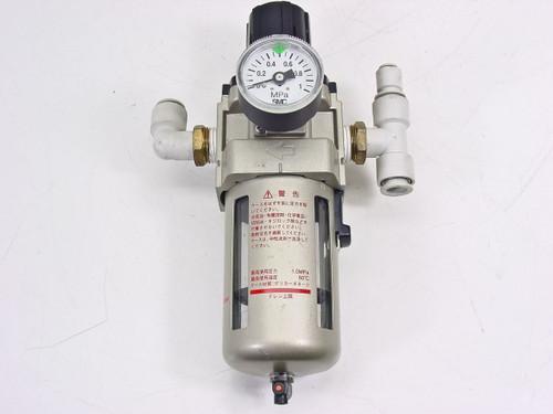 SMC Air Regulator (AW40-04BG)