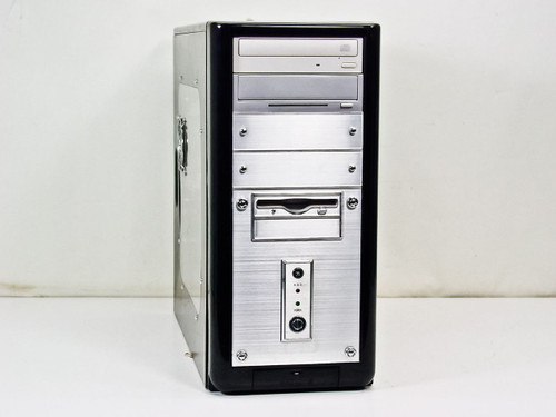 Albatron Intel P4 2.4 GHz, 30 GB HDD, 512MB RAM Tower PC (PX845PEV PRO)