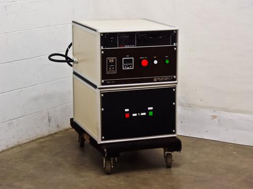 Sorensen Power Supply w/ James River Model 11AC and Control Unit DCS 8-350