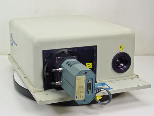 InPhotonics High Resolution VIS Raman Spectrometer with Andor DV420-OE CCD Camer