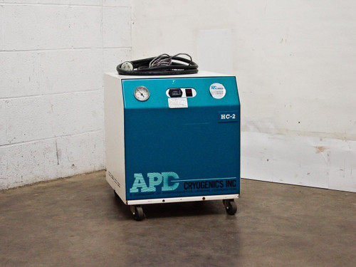 APD Cryogenics HC-2DR Helium Compressor Module Water Cooled (SK11397A186)