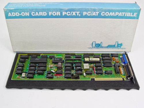 DTK PC/AT Compatible Mono W/G&Printer V6 (Add-on Card for PC/XT)