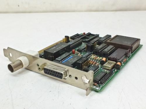 Aquila Communications AQ-PCE 100 Ethernet 8 Bit ISA (99-00112-02)