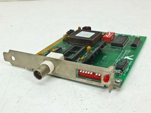 Aquila Communications  AQ-PCA108 ARCNET ISA ADAPTER  99-00117-1700