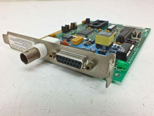 Tiara 8 Bit ISA Lancard Coax 15 Pin 15-00990-4100