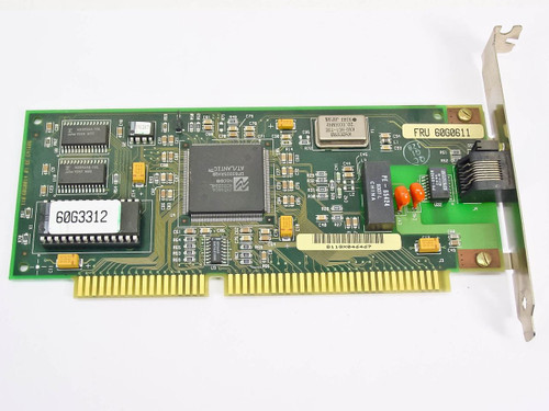 IBM Ethernet Adapter ISA NIC Card (60G0611)