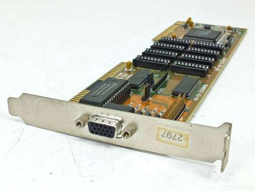 Trident 32 Bit VLB Video Card - Vesa Local Bus VGA-9400