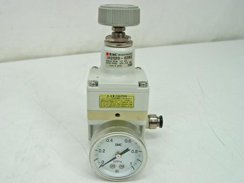 SMC Precision Regulator (IR2020-02BG)