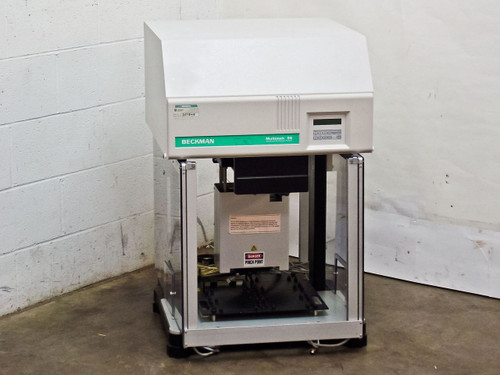 Beckman Automated 96 Channel Pipettor (Multimek 96)