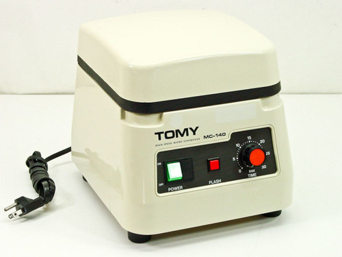 Tomy High Speed Desktop Micro- Centrifuge (MC-140)