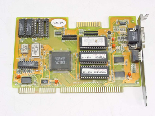 PerfectView  16 Bit Video Card 15 Pin V1024
